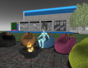 Starting Oct 6 – Intro to Blender AND Blender chat